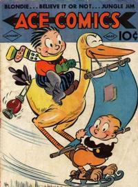 Cover Thumbnail for Ace Comics (David McKay, 1937 series) #22
