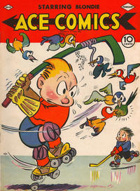 Cover Thumbnail for Ace Comics (David McKay, 1937 series) #23