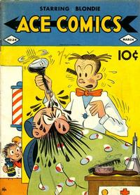 Cover Thumbnail for Ace Comics (David McKay, 1937 series) #24
