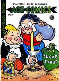 Cover Thumbnail for Ace Comics (David McKay, 1937 series) #134