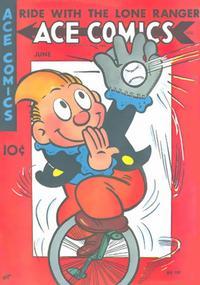 Cover Thumbnail for Ace Comics (David McKay, 1937 series) #135