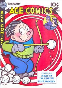 Cover Thumbnail for Ace Comics (David McKay, 1937 series) #142