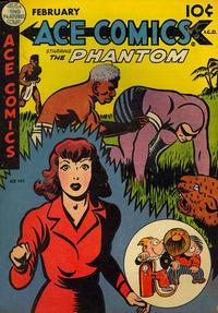 Cover Thumbnail for Ace Comics (David McKay, 1937 series) #143