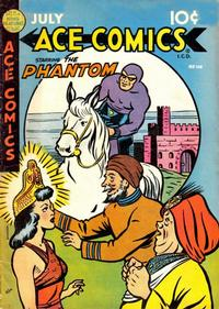 Cover Thumbnail for Ace Comics (David McKay, 1937 series) #148