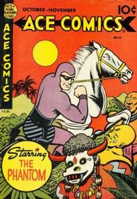 Cover Thumbnail for Ace Comics (David McKay, 1937 series) #151