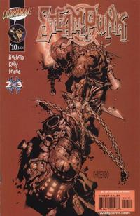 Cover Thumbnail for Steampunk (DC, 2000 series) #10