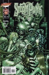 Cover Thumbnail for Steampunk (DC, 2000 series) #11