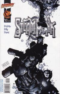Cover Thumbnail for Steampunk (DC, 2000 series) #12