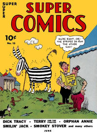 Cover Thumbnail for Super Comics (Western, 1938 series) #13