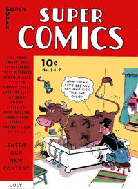 Cover Thumbnail for Super Comics (Western, 1938 series) #14