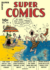 Cover Thumbnail for Super Comics (Western, 1938 series) #15