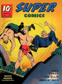 Cover Thumbnail for Super Comics (Western, 1938 series) #27