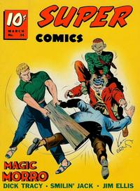 Cover Thumbnail for Super Comics (Western, 1938 series) #34