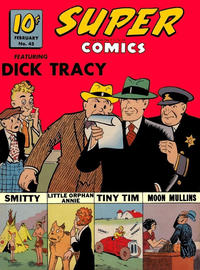 Cover for Super Comics (Western, 1938 series) #45