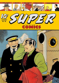 Cover Thumbnail for Super Comics (Western, 1938 series) #56