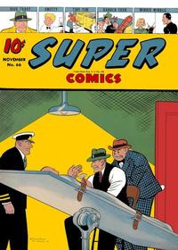 Cover Thumbnail for Super Comics (Dell, 1943 series) #66