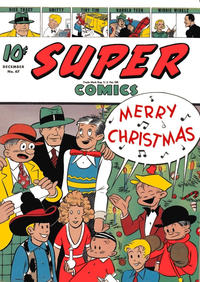 Cover Thumbnail for Super Comics (Dell, 1943 series) #67