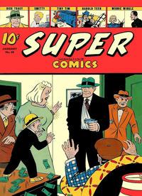 Cover Thumbnail for Super Comics (Dell, 1943 series) #68