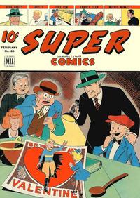 Cover Thumbnail for Super Comics (Dell, 1943 series) #69