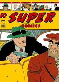 Cover Thumbnail for Super Comics (Dell, 1943 series) #71