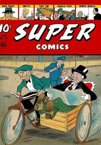 Cover Thumbnail for Super Comics (Dell, 1943 series) #73