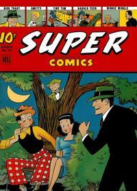 Cover Thumbnail for Super Comics (Dell, 1943 series) #75