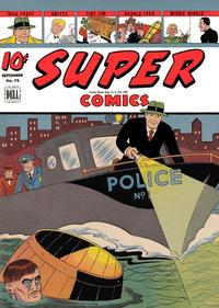 Cover Thumbnail for Super Comics (Dell, 1943 series) #76