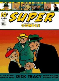 Cover Thumbnail for Super Comics (Dell, 1943 series) #77