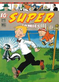 Cover Thumbnail for Super Comics (Dell, 1943 series) #85