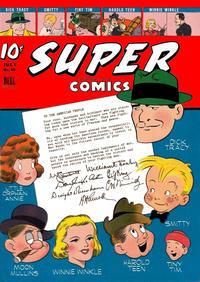 Cover Thumbnail for Super Comics (Dell, 1943 series) #86
