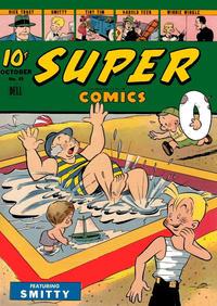 Cover Thumbnail for Super Comics (Dell, 1943 series) #89