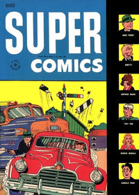 Cover Thumbnail for Super Comics (Dell, 1943 series) #94