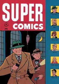 Cover Thumbnail for Super Comics (Dell, 1943 series) #95