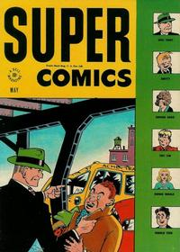 Cover Thumbnail for Super Comics (Dell, 1943 series) #96