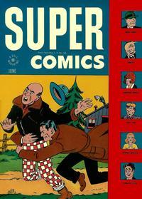 Cover Thumbnail for Super Comics (Dell, 1943 series) #97