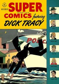 Cover Thumbnail for Super Comics (Dell, 1943 series) #102