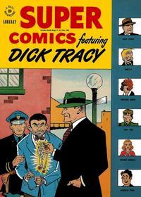 Cover for Super Comics (Dell, 1943 series) #104