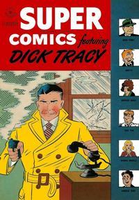 Cover Thumbnail for Super Comics (Dell, 1943 series) #105