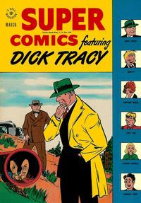Cover Thumbnail for Super Comics (Dell, 1943 series) #106
