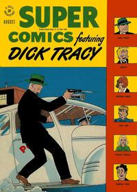 Cover Thumbnail for Super Comics (Dell, 1943 series) #111