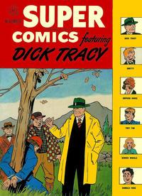 Cover Thumbnail for Super Comics (Dell, 1943 series) #114