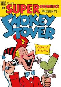 Cover Thumbnail for Super Comics (Dell, 1943 series) #116