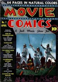 Cover Thumbnail for Movie Comics (DC, 1939 series) #1