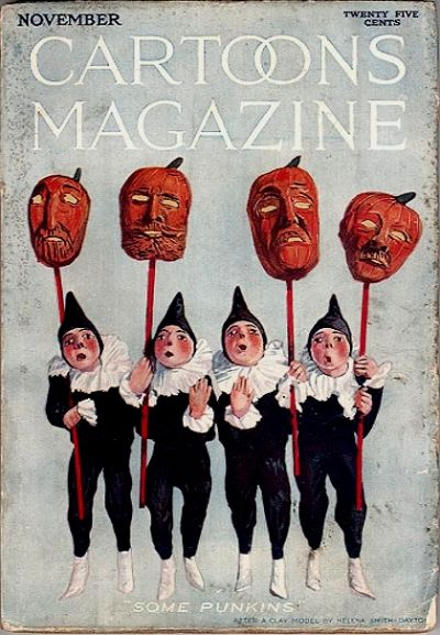 Cover for Cartoons Magazine (H. H. Windsor, 1913 series) #v10#5 [59]
