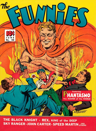 Cover for The Funnies (Dell, 1936 series) #56