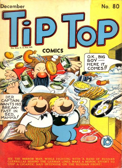 Cover for Tip Top Comics (United Feature, 1936 series) #v7#8 (80)