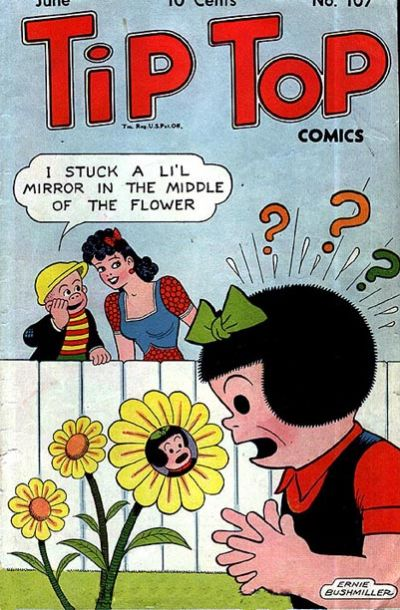 Cover for Tip Top Comics (United Feature, 1936 series) #v9#11 (107)