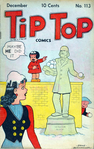 Cover for Tip Top Comics (United Feature, 1936 series) #v10#5 (113)