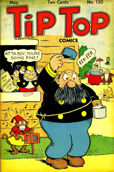 Cover for Tip Top Comics (United Feature, 1936 series) #v11#10 (130)