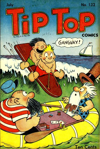 Cover for Tip Top Comics (United Feature, 1936 series) #v11#12 (132)